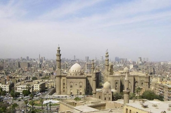 Ausflüge in Kairo.