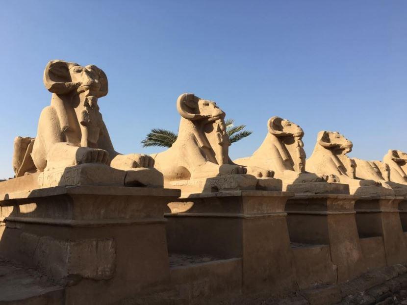 Ausflug von Hurghada nach Luxor Flug