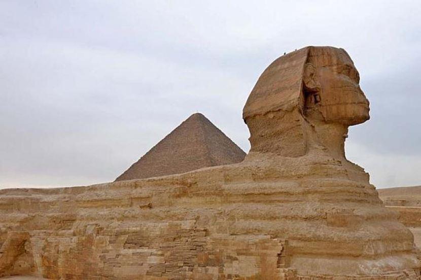 tagesausflug von  Soma Bay  nach Kairo mit dem Bus