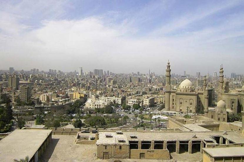 Tagestour ab El Sokhna Hafen Kairo, Stufenpyramide, Sakkara