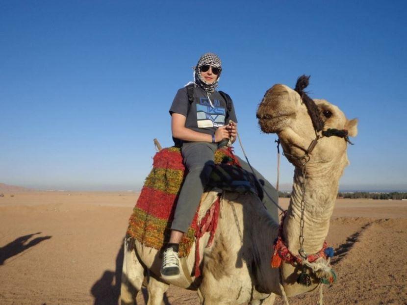 Quadausflug mit Kamelreiten und Abendessen ab   Sharm el Sheikh Hafen
