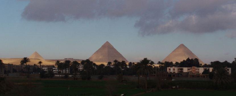 Ausflug von sharm el Sheikh nach Kairo flug