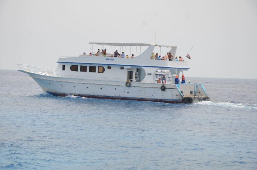 Schnorchelausflug Sharm El Sheikh nach Ras Mohammed mit dem Bus