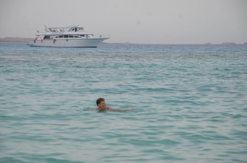 Schnorchelausflug zur Insel Giftun von Soma Bay,Safaga,