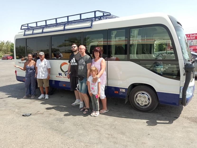 Ausflug von Port Ghlaib nach Kairo flug
