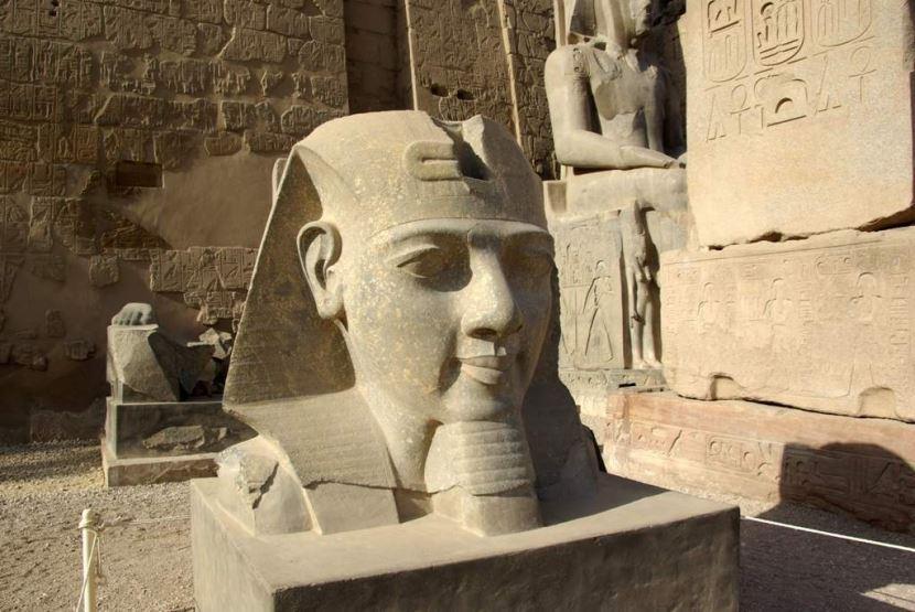 2 Tagestour von Hurghada  nach Luxor