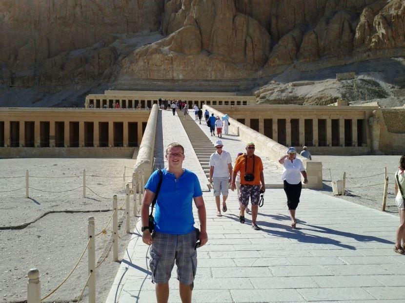 Tagesausflug nach Luxor mit Flug von Sharm El Sheikh