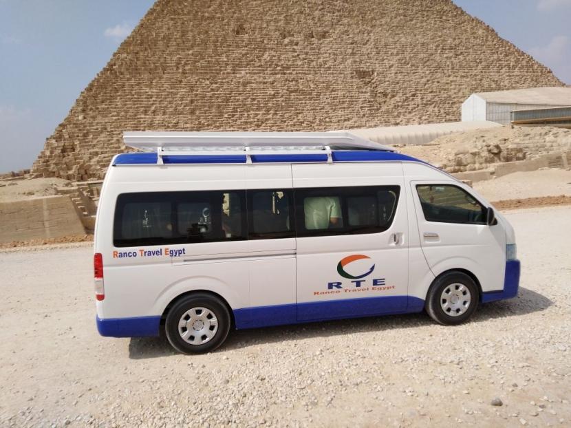 Was kostet einen Ausflug von hurghada nach kairo?