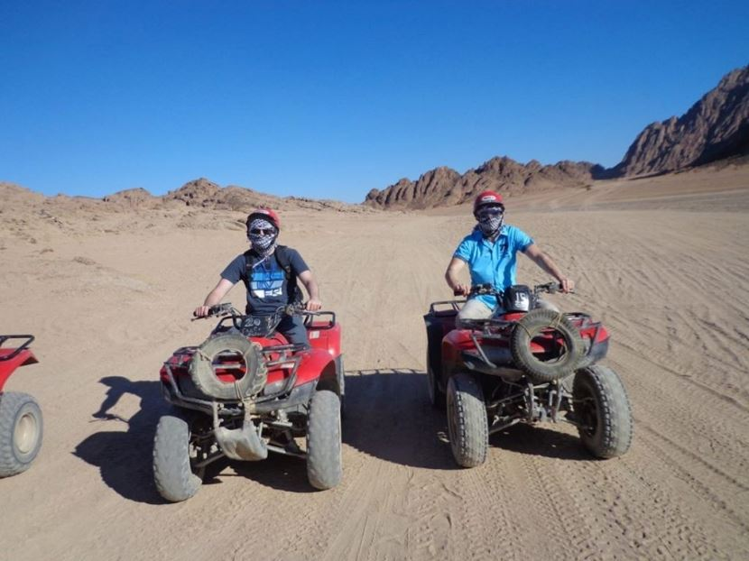 Mega Safari  mit dem Jeep,Quads und Sternebeobachen