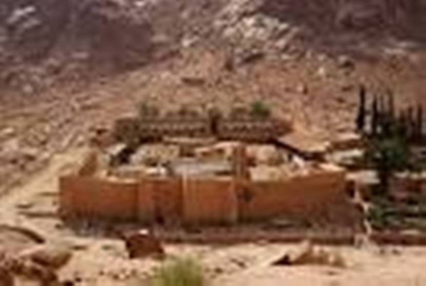 Ausflug zum Katharinenkloster und nach Dahab ab Sharm El Sheikh