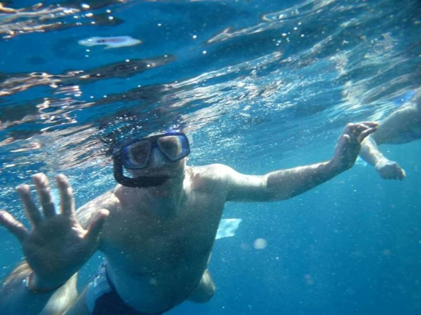 Schnorchelausflug zur  Giftun inseln von  Makadi Bay